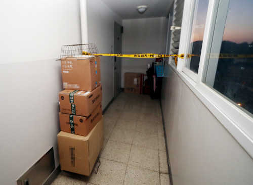인천 계양구 일가족 4명 숨진 채 발견