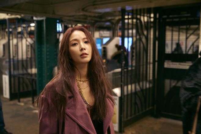 BoA 두 번째 미니앨범 'Starry Night' 티저 이미지 1