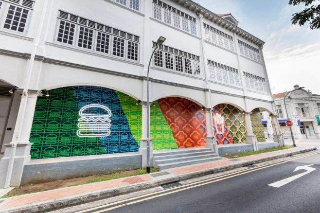 [SPC그룹 보도자료] 쉐이크쉑, 싱가포르에 두번째 매장 연다(1)