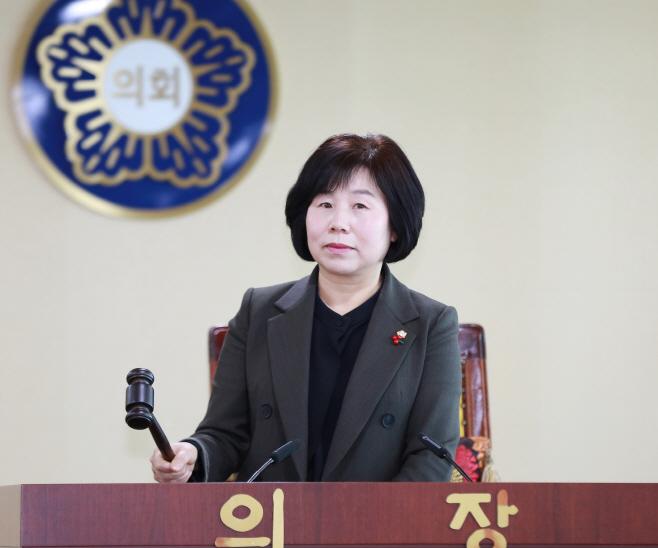 김영애의장 신년사