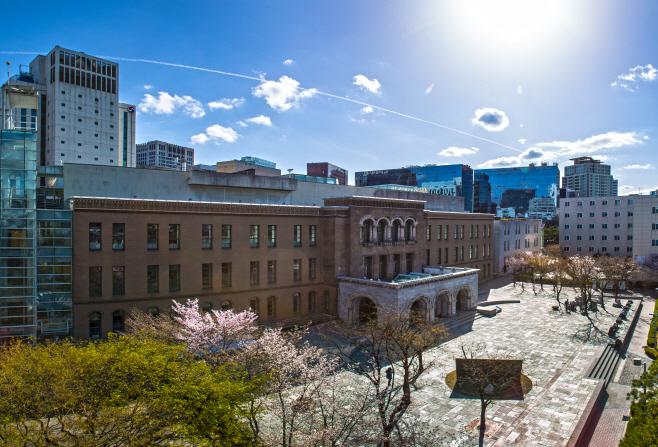 서울시립미술관 전경