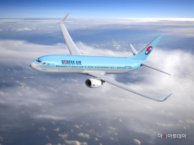 대한항공 보잉 737-900ER 항공기
