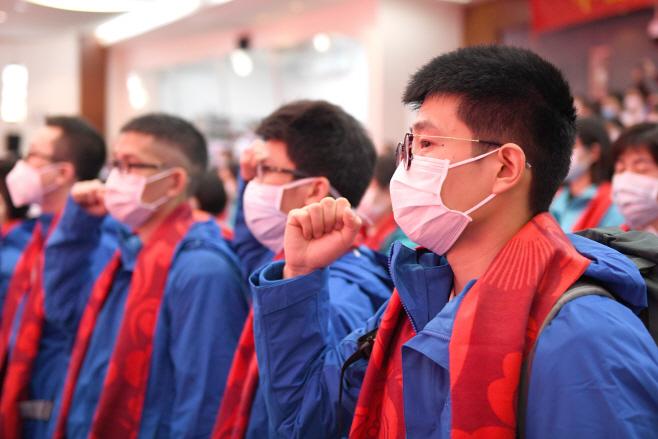CHINA-GUANGDONG-GUANGZHOU-MEDICAL TEAM-AID (CN)