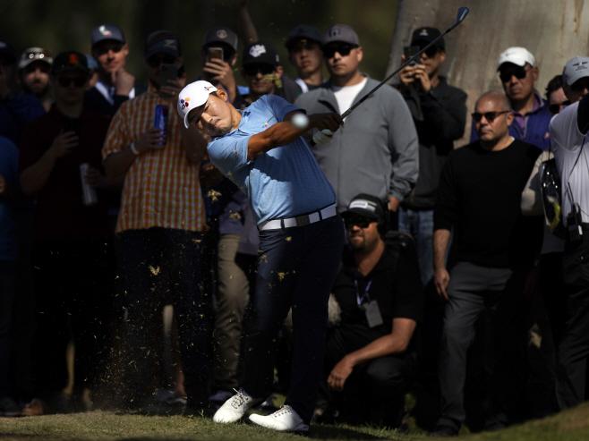 Genesis Invitational Golf <YONHAP NO-1171> (AP)