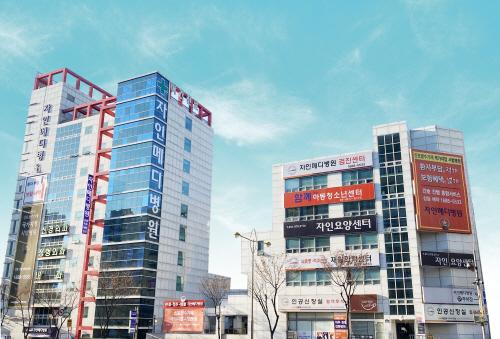 자인메디병원 전경