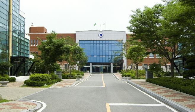 경북도립대학_본관