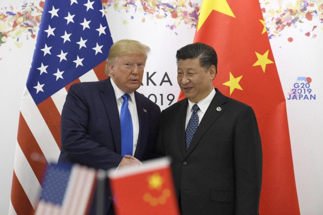 트럼프 시진핑
