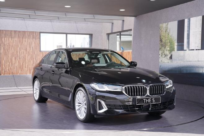 BMW 뉴 523d (1)