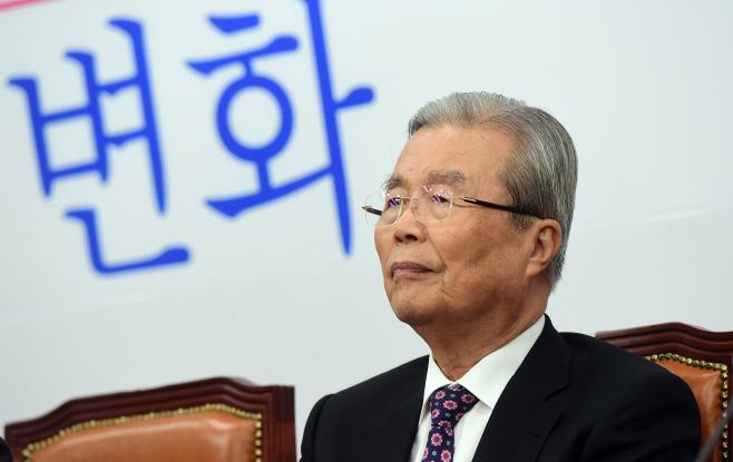 [포토] 생각 잠긴 김종인 비대위원장