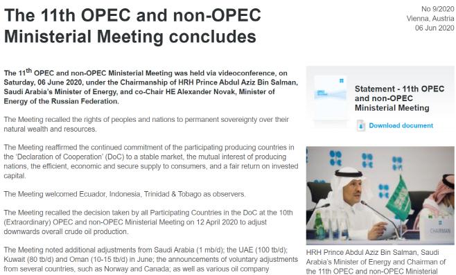 OPEC+