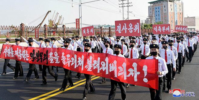 북한, 대북전단 살포 문제삼으며