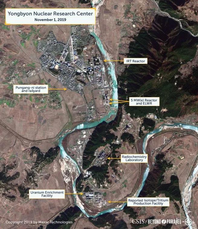 영변 핵시설