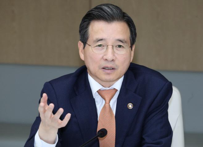 김용범 기획재정부 차관 연합자료