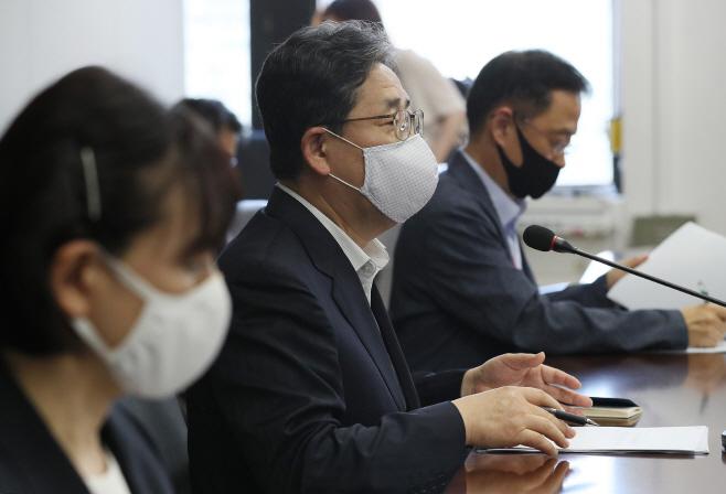 박양우 장관, 철인3종 선수 인권침해 관련 회의