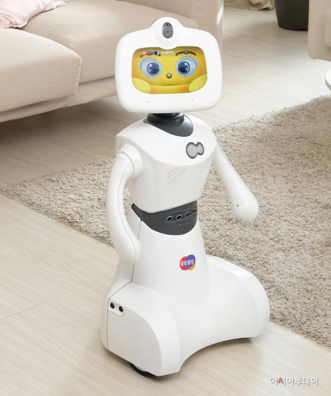 한컴로보틱스_AI 로봇 토키