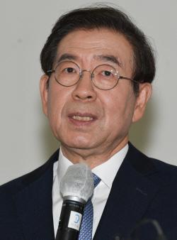 [포토]박원순 서울시장, 민선7기 2주년 기자간담회