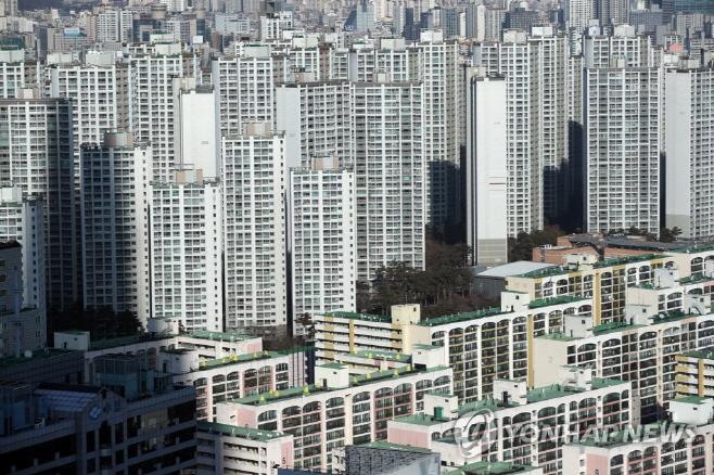 서울 아파트 연합자료