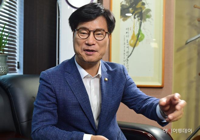 김영식 미래통합당 의원 인터뷰