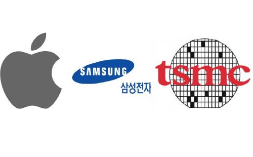 애플 삼성 TSMC