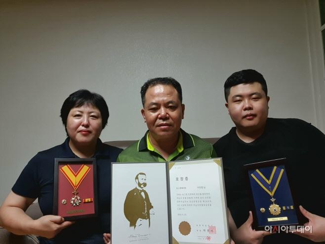 4. 이동욱 하사 가족 사진