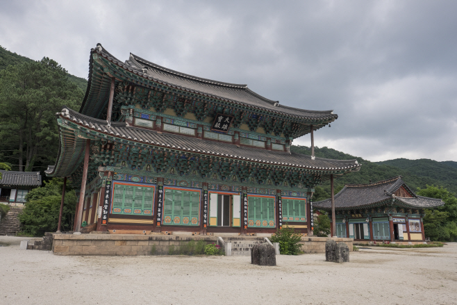 여행/ 보림사 대웅전