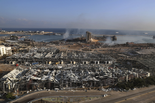 Lebanon Explosion Photo Gallery