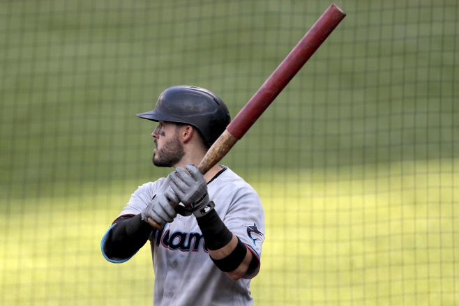 Marlins Orioles Baseball <YONHAP NO-1628> (AP)
