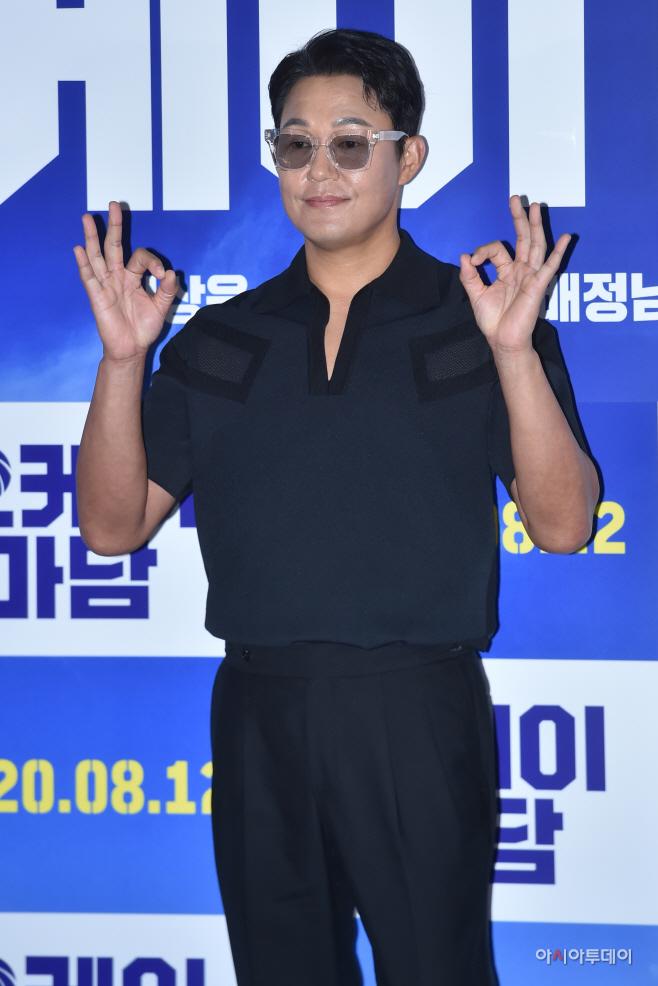 [포토] 박성웅, 오케이 오케이!