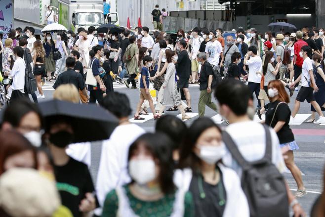 Virus Outbreak Japan <YONHAP NO-3382> (AP)