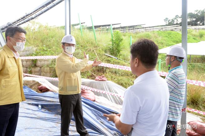 (20.08.10)산지태양광 폭우 피해 현장방문05