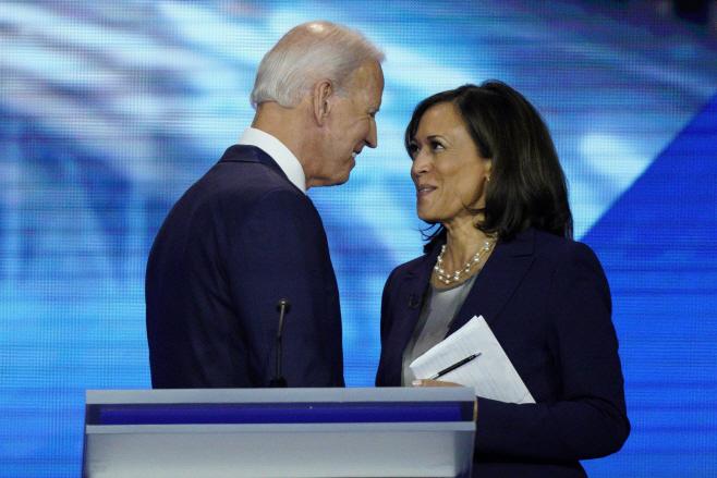 Election 2020 Biden VP