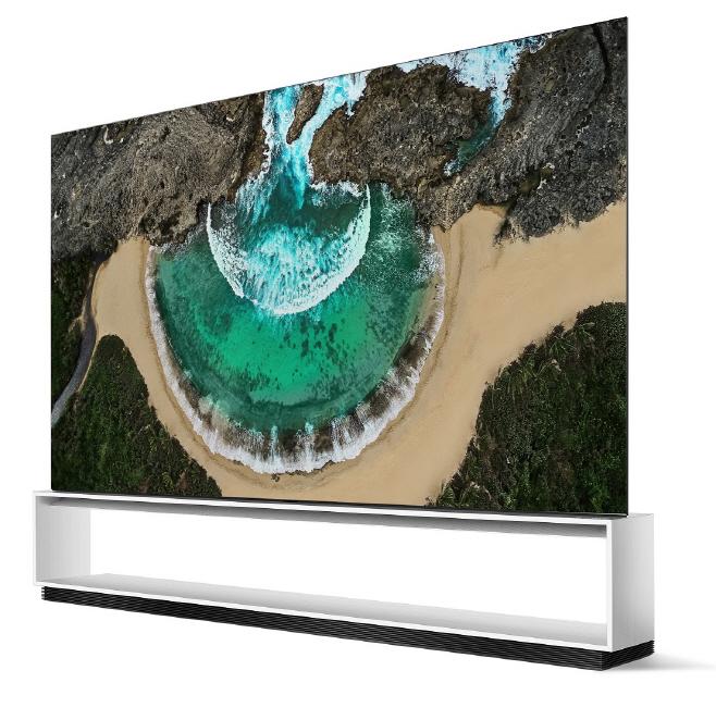 [사진4] 'LG 시그니처 올레드 8K(OLED88ZX)' 제품 이미지