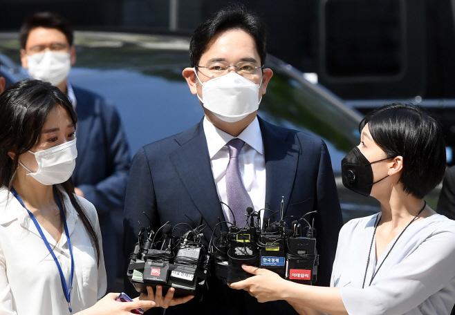 이재용 삼성 부회장 영장실질심사