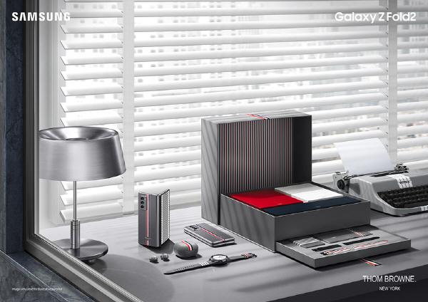 '갤럭시Z폴드2 톰브라운 에디션' 태국서 예약판매 하루만에 매진