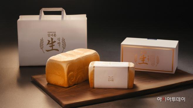 [이미지1] 파리바게뜨 상미종 생(生)식빵