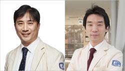 [서울성모병원] (왼쪽부터) 소화기내과 이인석, 최영훈 교수
