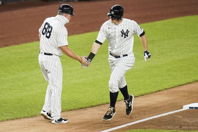 Blue Jays Yankees Baseball <YONHAP NO-2353> (AP)