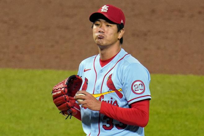Cardinals Pirates Baseball <YONHAP NO-1222> (AP)