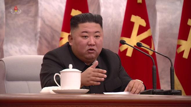 김정은, 중앙군사위 확대회의 개최