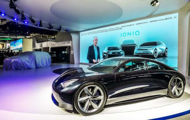 200925 (사진7) 현대자동차, 2020 베이징 모터쇼 참가