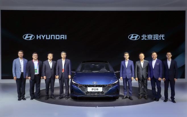 200925 (사진3) 현대자동차, 2020 베이징 모터쇼 참가