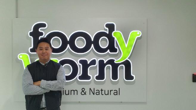 김태훈 푸디웜 대표