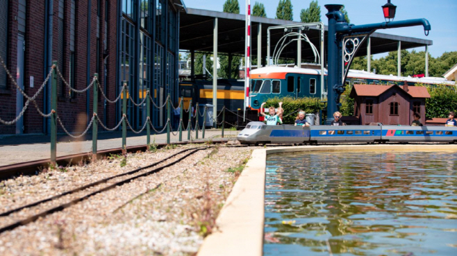 Netherlands railway museum