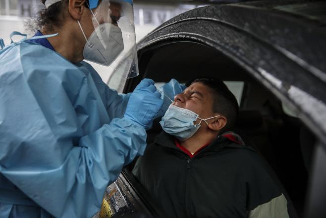 Virus Outbreak Italy <YONHAP NO-5449> (AP)