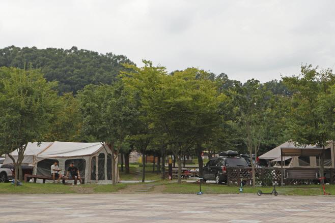 여행/ 대청호로하스캠핑장