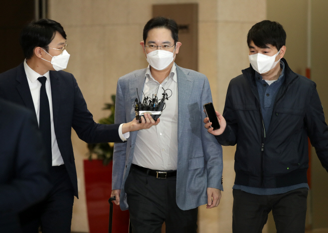 이재용 삼성전자 부회장, 베트남 출국