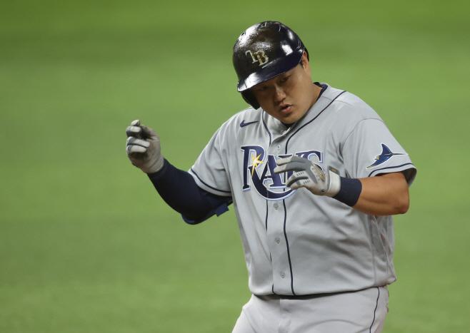 BASEBALL-MLB-LAD-TB/ <YONHAP NO-3701> (USA TODAY Sports)