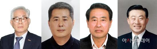 왼쭉부터 김재영, 구성규, 권동일, 이승호