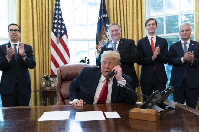 APTOPIX Trump