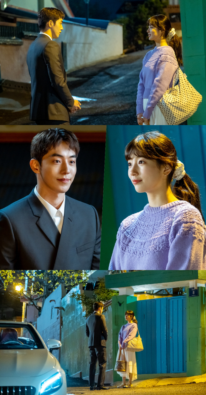 (1)201025_tvN 토일드라마_스타트업_배수지 남주혁 썸 무드